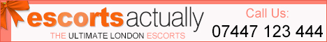 Escorts Actually - Asian Escorts London