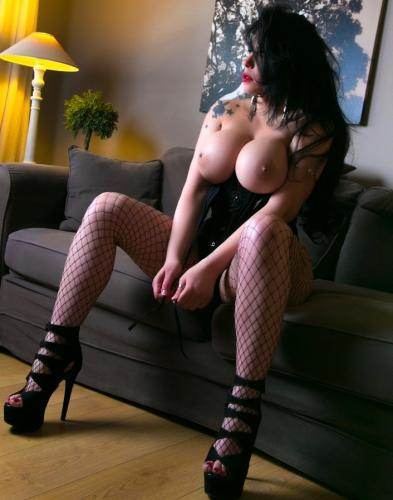 Annastacy sexy and full of sensuality for you ..